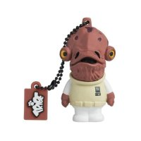 Cle USB Officielle Star Wars Admiral Ackbar 8 Go
