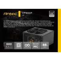 Alimentation ANTEC VP600PC - 600W V2.4