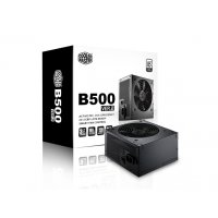 Alimentation COOLER MASTER B-Series 500W Black (Rs500-ACABM3-E1)