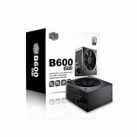 Alimentation COOLER MASTER B-Series 600W Black