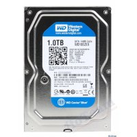 Disque Dur Western Digital 1 To Caviar Blue - WD10EZEX (Sata3/7200t/32Mo)