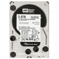 Disque Dur Western Digital 2 To Caviar Black - WD2003FZEX (Sata3/7200t/64M)
