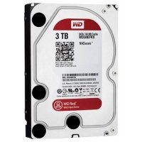 Disque Dur Western Digital 3 To RED Desktop - WD30EFRX (Sata3/64M)