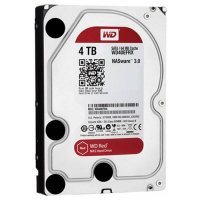 Disque Dur Western Digital 4 To RED Desktop - WD40EFRX (Sata3/64M)