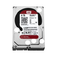 Disque Dur Western Digital 6 To RED Desktop - WD60EFRX (Sata3/64M)