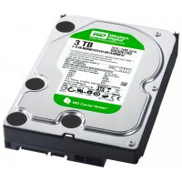 Disque Dur Western Digital 3 To Caviar Green (Sata3/5400t/64Mo)