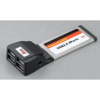 Carte Express Card /34 Heden 4 sortie USB 2 (Destockage) Gar 1 an
