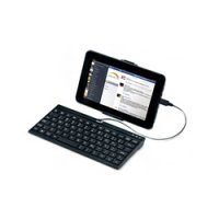 Genius Luxepad A110 (Clavier  filaire et support pour Android)
