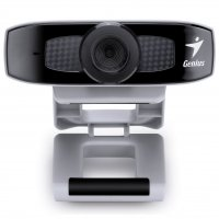 Genius Webcam FaceCam 320 (640x480, Vga 30 fps, Micro, Focus manuel, USB2)