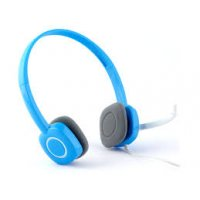 Micro Casque Logitech Stereo Headset H150 Blueberry