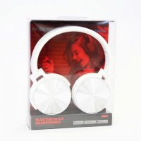 Casque Micro Bluetooth Freestyle FH0917 Blanc
