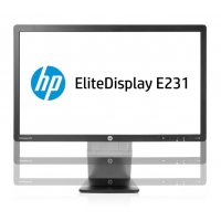 Moniteur Occasion HP EliteDisplay E231 (23', 5ms, DviD-Vga-DP, Wide) GA