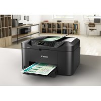 Multifonction Canon Maxify MB2150 (4C/USB+Wifi/13-19ipm/RV/Fax)