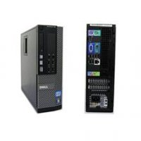 Dell Optiplex 790 (I3-2120/4Go/250Go/Graveur Dvd/Win7 Pro) UltraSmallFactor