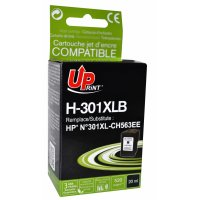 HP 301XL Uprint Noire compatible