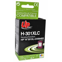 HP 301XL Uprint Couleur