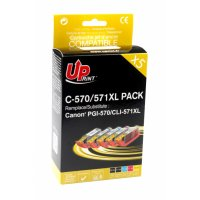Pack Uprint Canon 570/571XL (5 cartouches)